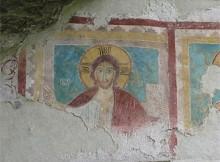 Eremo di San Bartolomeo in legio - Gli affreschi