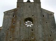 Santa Maria di Cartignano - facade