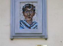 Tornareccio - Mosaico Gino Severini