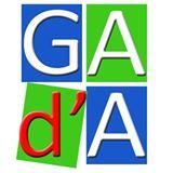 Logo GAD'A (Associazione Guide ed Accompagnatori d'Abruzzo)