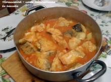Lu baccala (il baccala) - pronto in tavola!