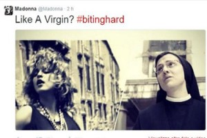 Twitter Madonna-Suor Cristina