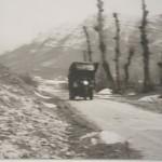 La strada - Rocca di Mezzo - Scena tagliata
