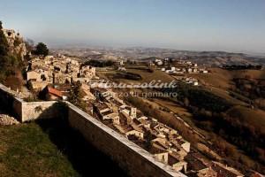 Civitella del Tronto - La fortezza