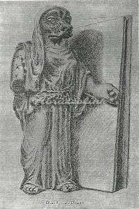 Disegno di Savinio