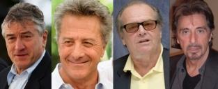 Hollywood torna in Abruzzo con Dustin Hoffman, Robert DeNiro, Jack Nicholson e Al Pacino