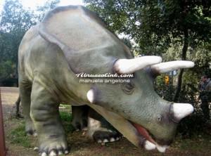 Dinosauri a Caprara d'Abruzzo