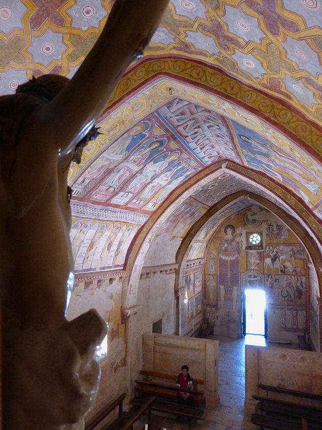 Oratorio del Pellegrino, torna all'antico splendore la cattedrale del silenzio.