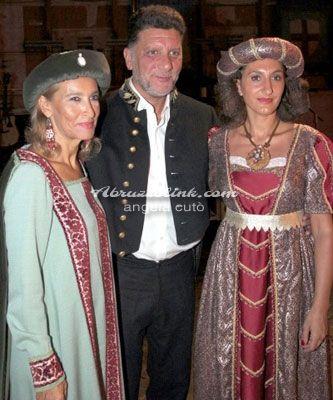 Grazia Di Michele:  718ma Perdonanza Celestiniana