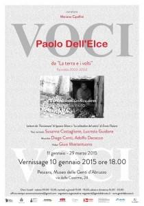 Paolo Dell'Elce - Voci