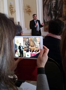 Convegno presentazione e'.abruzzo - Luciano D'Alfonso