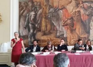 Convegno presentazione e'.abruzzo - A. Galasso