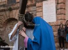 Loreto Aprutino - Via Crucis figurata
