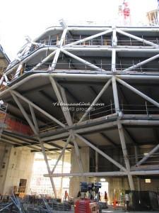 EXPO 2015 - Palazzo Italia - foto di cantiere
