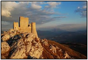 Rocca Calascio - Il castello