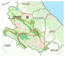 Rocca Calascio - Come arrivare