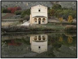 Santo Stefano di Sessanio - Madonna del Lago