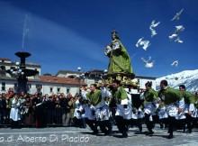 Sulmona - La Madonna che scappa