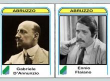 Calcio e Letteratura - D'Annunzio e Flaiano