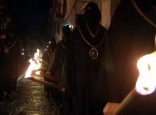 Lanciano - processione degli incappucciati