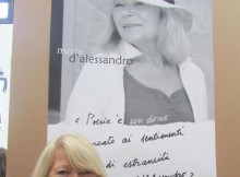 Maria D'Alessandro all'Aurum di Pescara