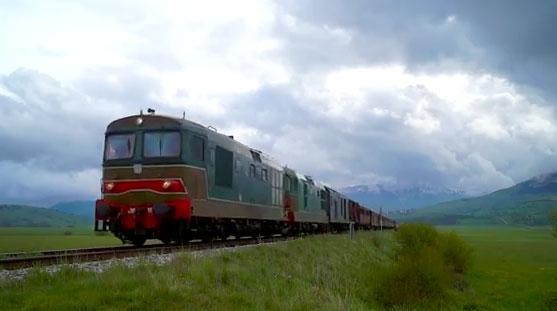 Il Treno dei Sanniti: 14 giugno 2015  | Abruzzolink Social