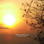 L'alba dai colli Pescaresi