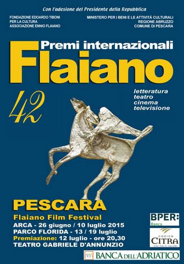 42 premio flaiano - pescara abruzzo
