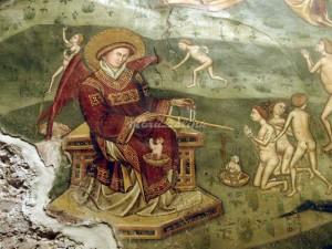 Psychostasia: Sint Michael als zielenweger