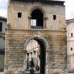 Sulmona (AQ) - Porta Napoli (XIV sec)