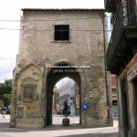 Sulmona (AQ) - Porta Napoli