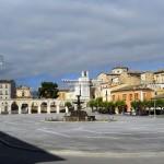 Sulmona (AQ) - Piazza Garibaldi