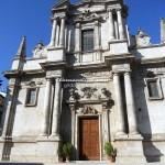 Sulmona (AQ) - Complesso della SS. Annunziata - Facciata della Chiesa