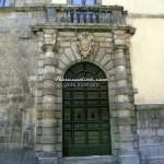 Sulmona (AQ) - Palazzo Giovanni dalle Palle