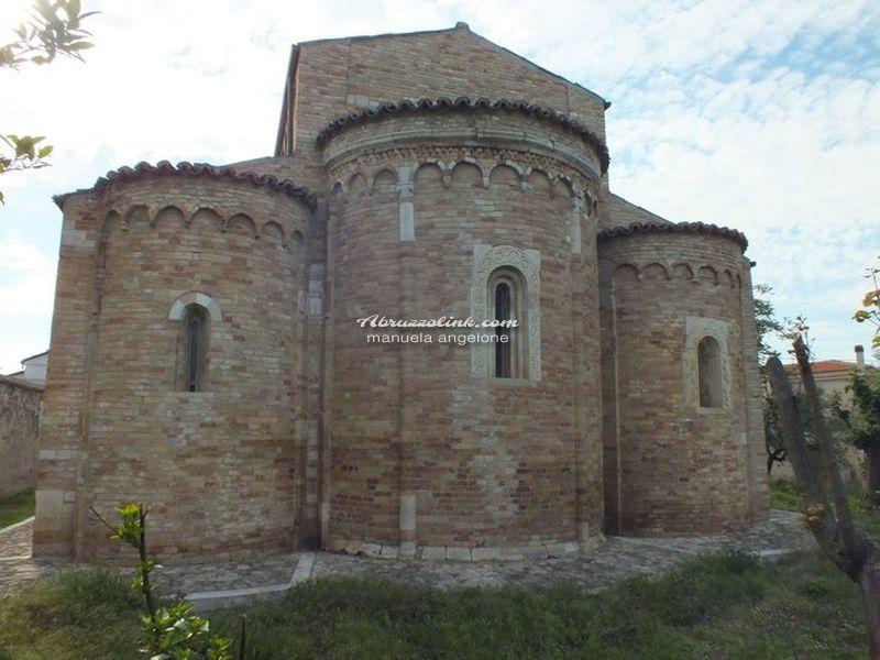 Moscufo - Abbazia di Santa Maria del Lago