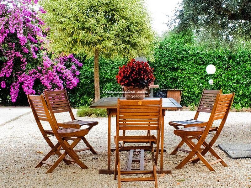 Moscufo - Don Federico Country Inn - giardino