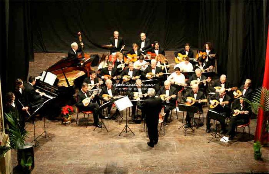 Gruppo storico Filarmonica di Moscufo
