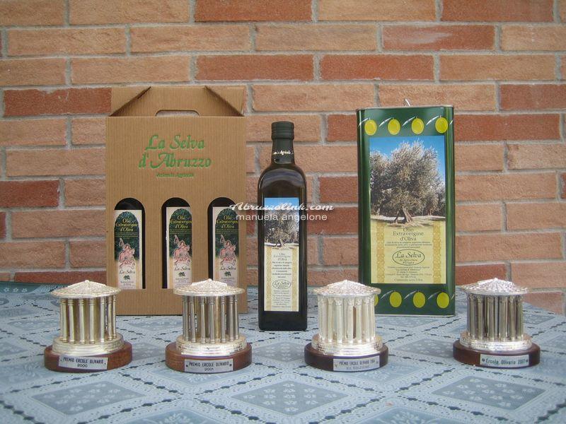 Moscufo- frantoio La Selva D'Abruzzo