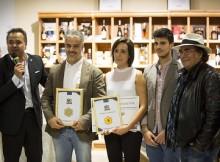Casa del Gusto 2015 - Conad Adriatico - premiazione
