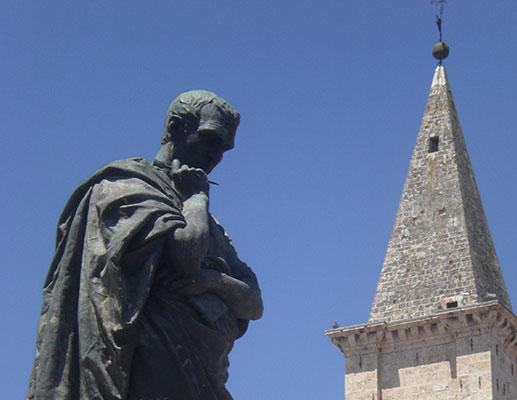 Sulmona - Ovidio