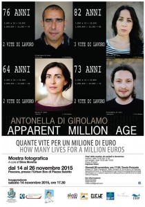 locandina mostra apparent million age