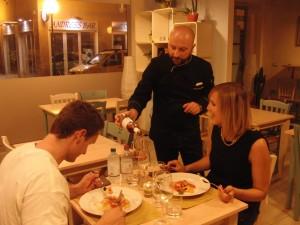 Un Cuoco di Villa Santa Maria