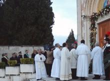 Santuario Volto Santo - apertura porta santa