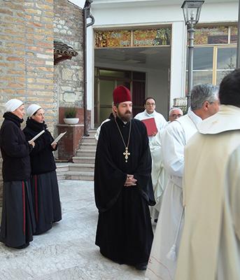 Santuario Volto Santo - Giubileo Misericordia