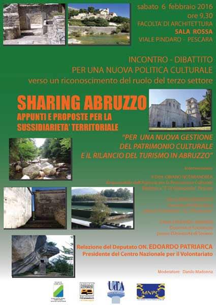 sharing abruzzo invito