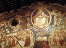 Giudizio Universale, Santa Maria in Piano, Loreto Aprutino