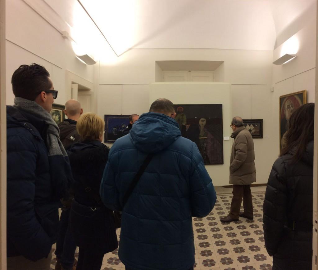 Museo Barbella - Sezione di arte contemporanea
