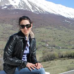 Valeria Gambi guida turistica Abruzzo Abruzzolink
