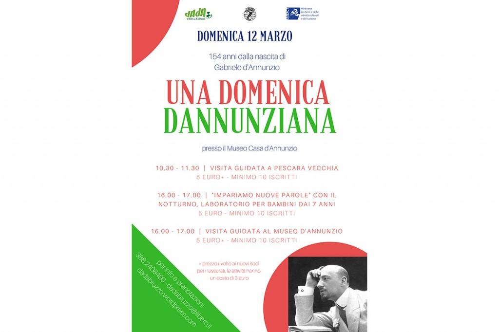 12 Marzo 2017 - Domenica Dannunziana
