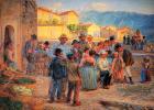 Dipinto di J. Wilhjelm